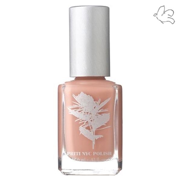 Priti NYC - Vernis à Ongles Flowers - Alister Stella Gray Rose (Stella McCartney)