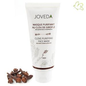 Joveda cosmétique ayurvédique Masque Purifiant au Clou de Girofle