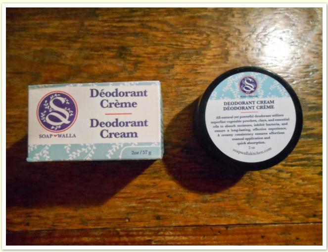 Forty Beauty, la transpiration... et le Déodorant naturel SOAPWALLA