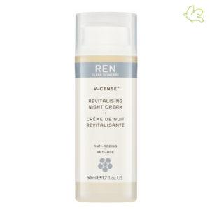 REN clean skincare Crème de Nuit revitalisante V Cense