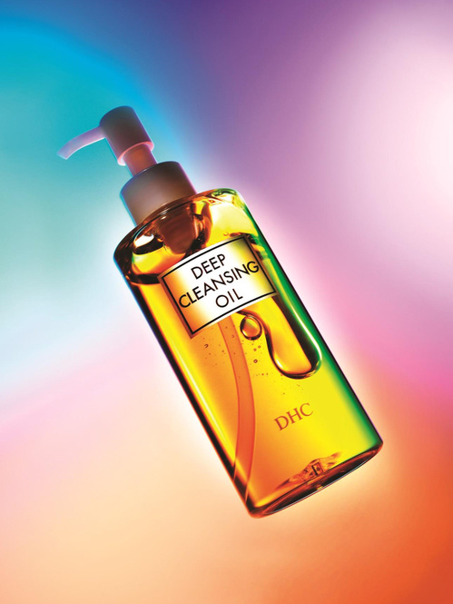 DHC skincare Huile Démaquillante Deep Cleansing Oil