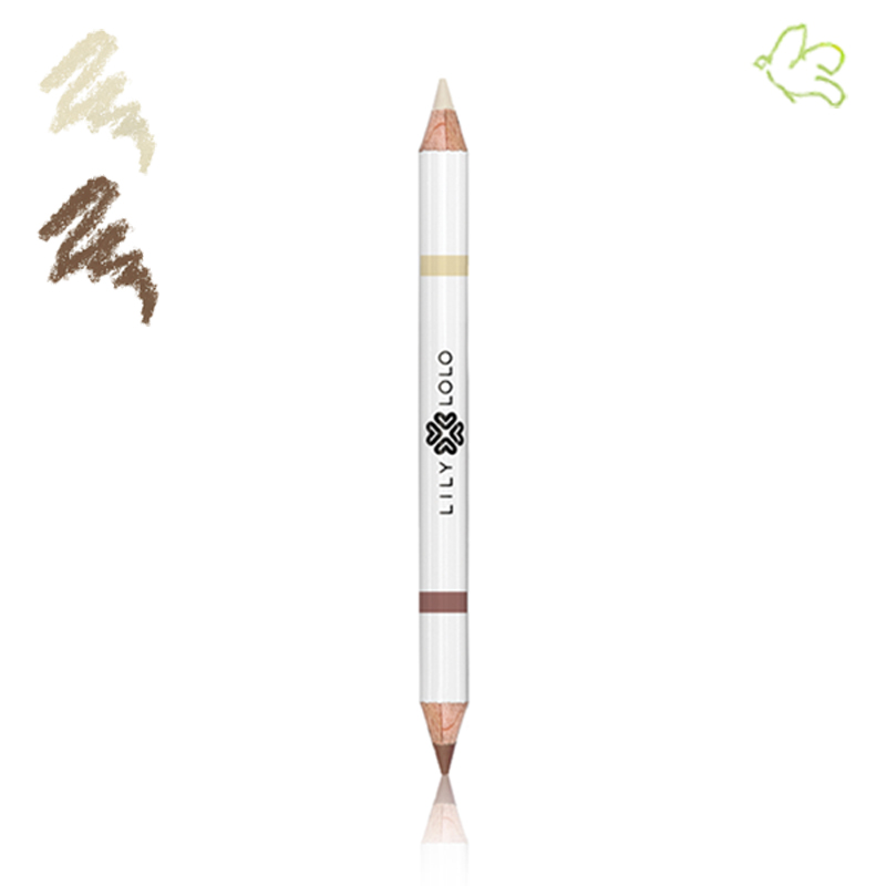 LILY LOLO - Crayon Duo Sourcils - medium