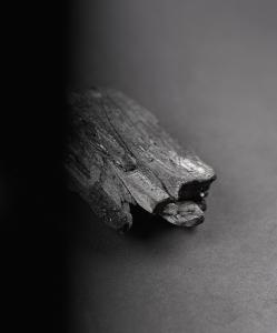 Charbon noir Soin Visage bio