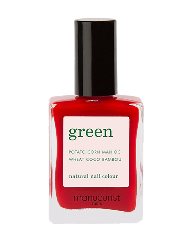 Vernis naturel Anemone collection Green Manucurist