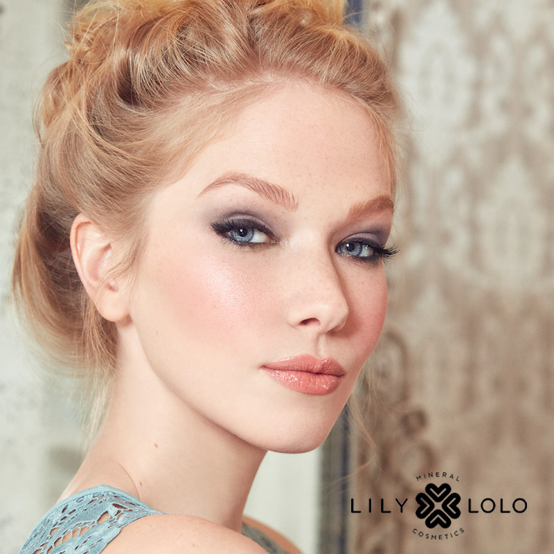 Lily Lolo look maquillage Smoky Grey