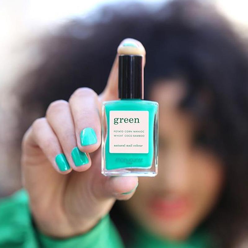 Green Manicurist Green Garden vernis vert
