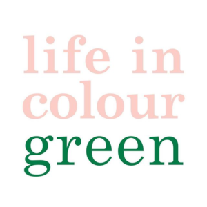 Manucurist vernis green Life in color Green logo