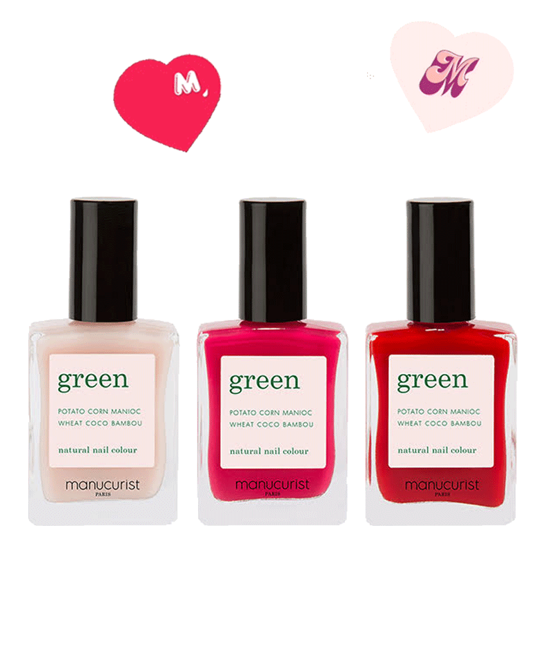 Manucurist Coffret Love Mom Vernis à Ongles GREEN
