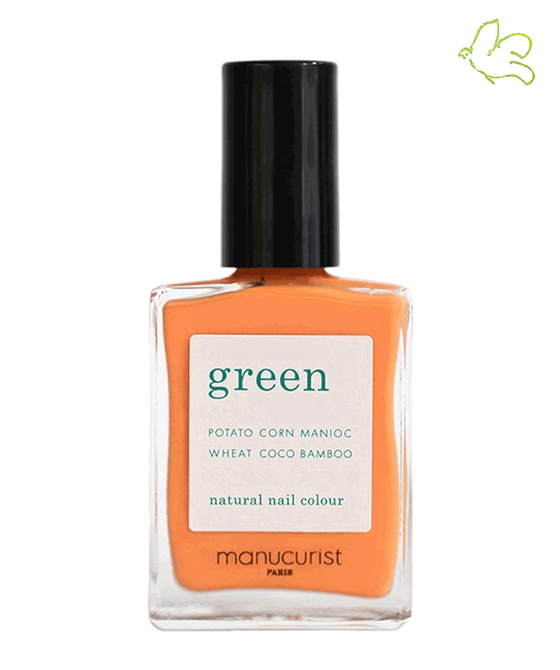 Manucurist Vernis Green Cosmos orange