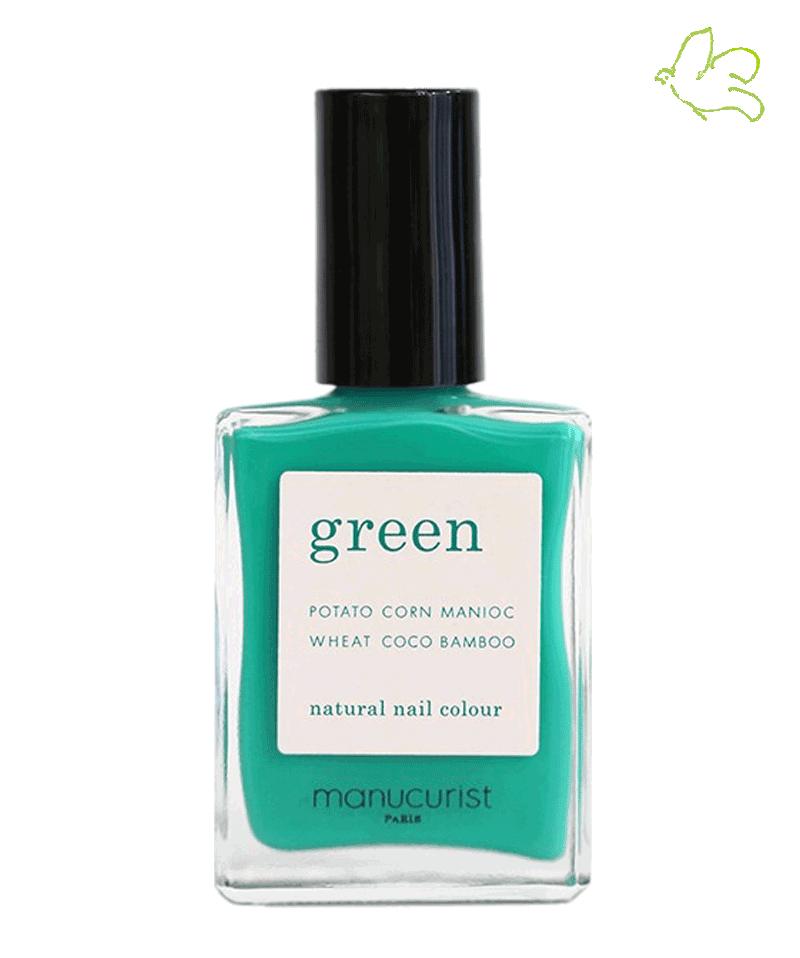 Manucurist vernis Green vert Green Garden
