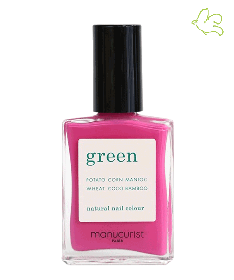 Manucurist Vernis Green Petula rose