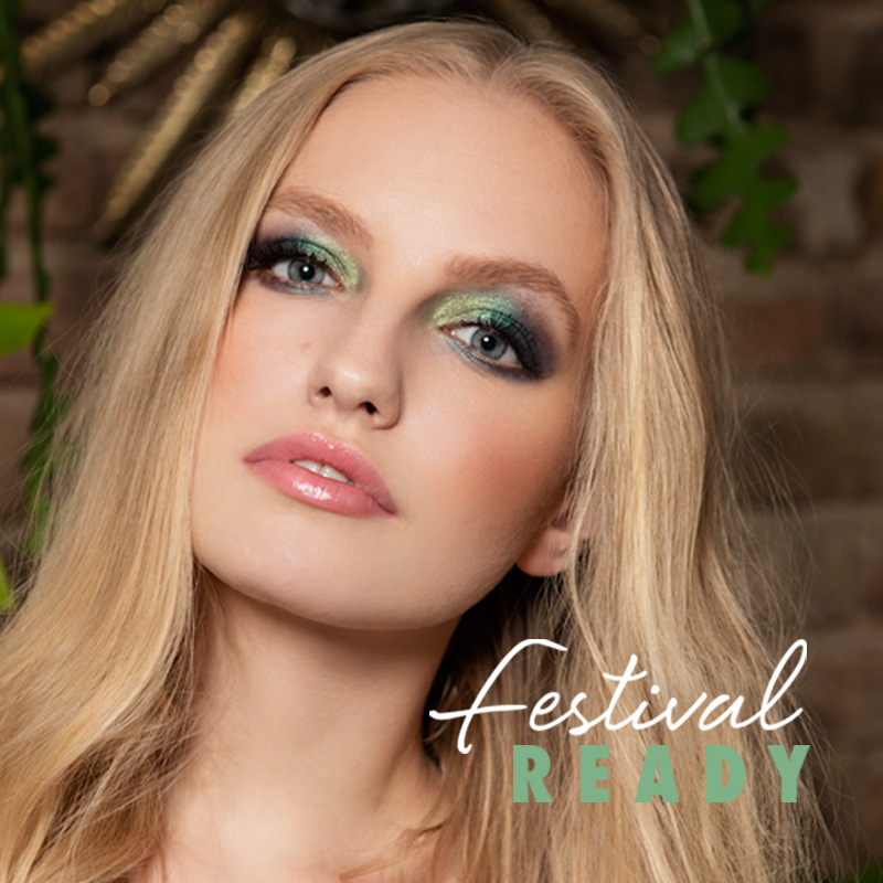 Lily Lolo look Festival Fun maquillage minéral