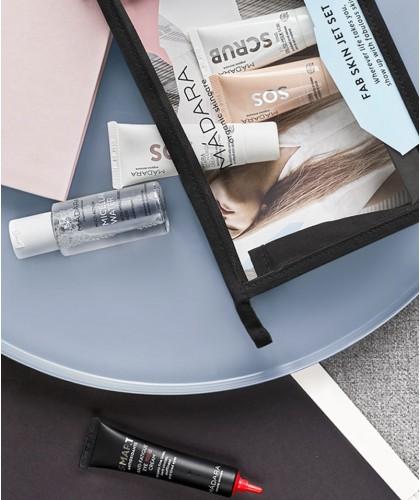 Madara Trousse soin visage bio anti-pollution cosmétique - tout type de peau