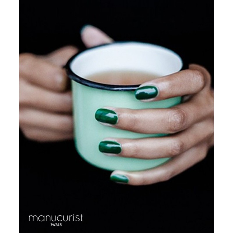 MANUCURIST Nail Polish UV Green N°3