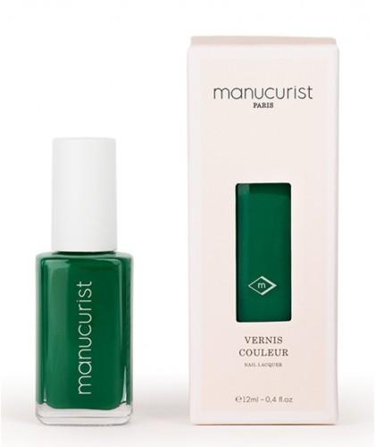 MANUCURIST Nagellack UV Grün N°3 vegan