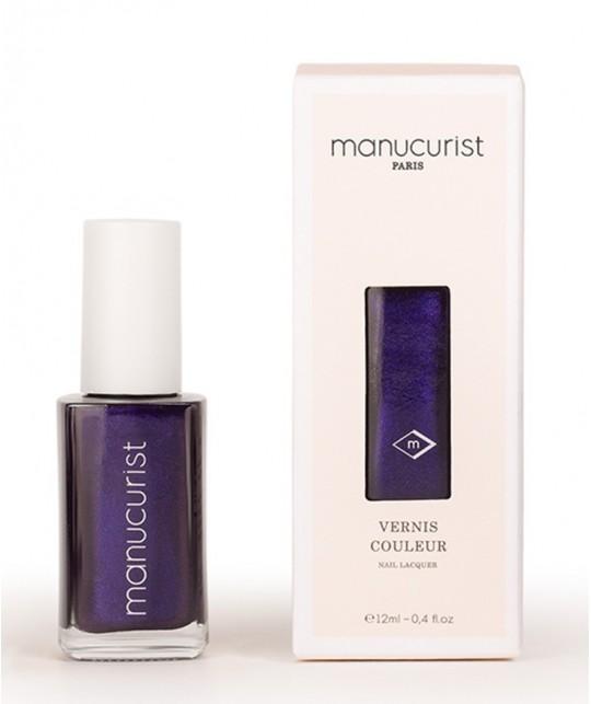 Manucurist Nail Polish UV Purple N°2 vegan cruelty free 7 free Made in France