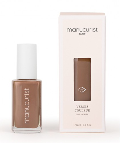 MANUCURIST - Vernis à Ongles Beige N°3 non-toxique 7free brillance miroir Made in France