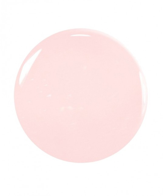 Petite Manucurist Kid Safe Nail Polish non toxic shimmery baby pink ROSIE the Rabbit
