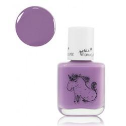 Petite MANUCURIST Vernis à l'eau pour Enfants violet LILY la Licorne