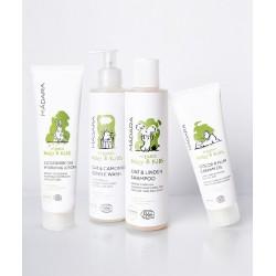 MADARA Oat & Linden Flower Shampoo Mildes Baby Shampoo organic cosmetics Naturkosmetik