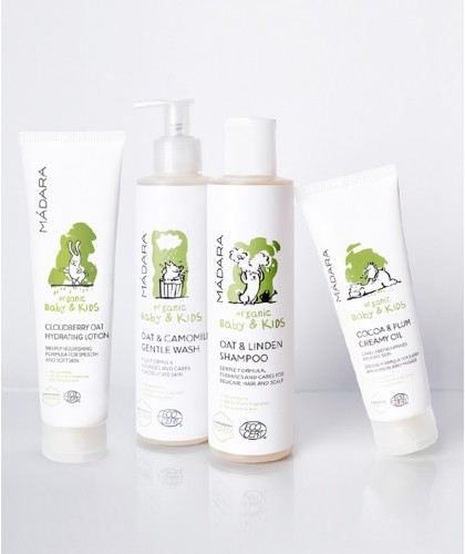 MADARA - Cocoa & Plum Creamy Oil Baby & Kids organic cosmetics