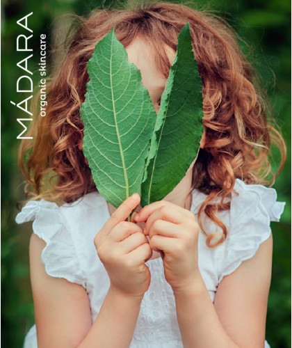 MADARA organic skincare - Cocoa & Plum Creamy Oil Baby & Kids organic cosmetics