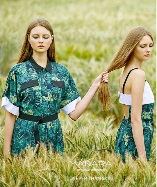 MADARA cosmétique bio Shampooings et Soins cheveux naturels