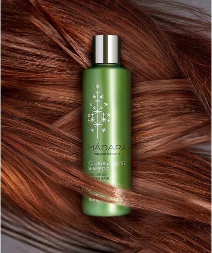 MADARA organic cosmetics Colour and Shine Shampoo