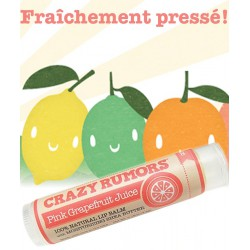 Crazy Rumors Lippenpflegestift Pink Grapefruit