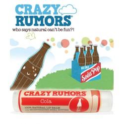 Crazy Rumors - Baume Lèvres Naturel Cola
