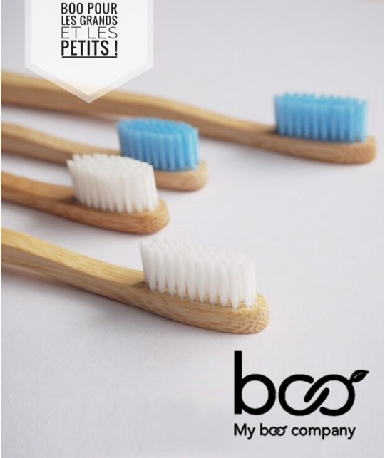 My BOO Company Sustainable Bamboo Toothbrush Kids (soft)