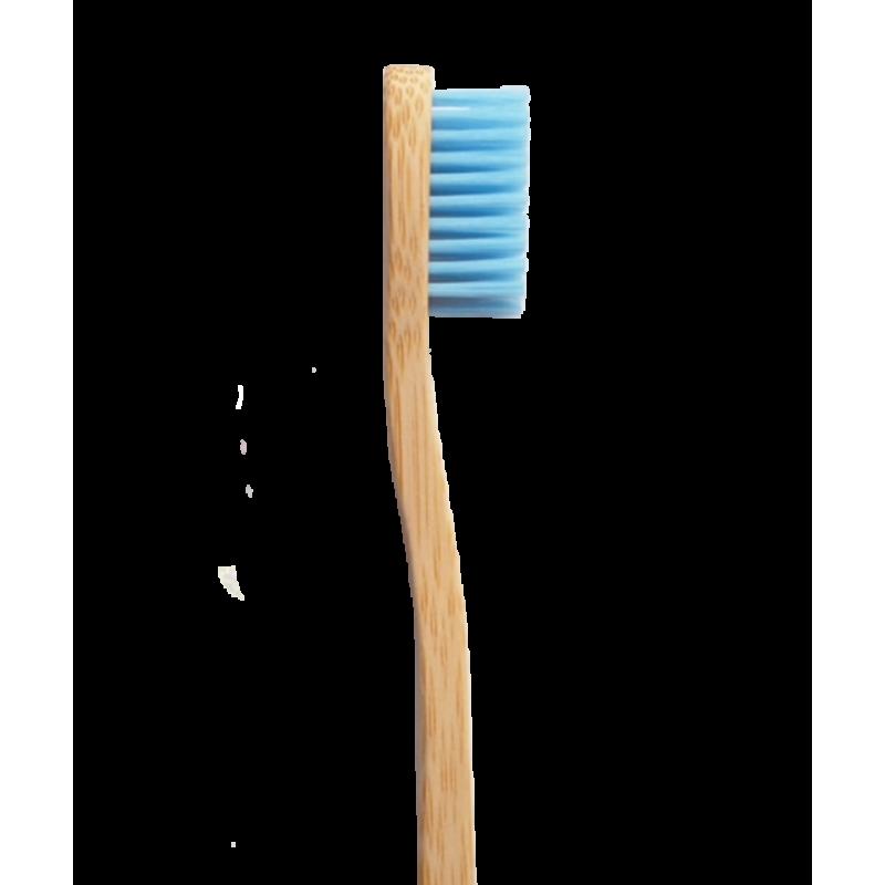 My BOO Company Nachhaltige Zahnbürste aus Bambus Erwachsene (weich)