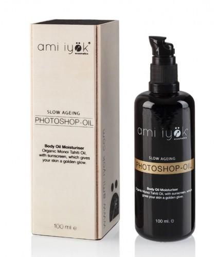 Ami Iyök Photoshop Oil Feuchtigkeitsspendendes Körperöl zertifiziert Natrue