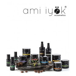 AMI IYÖK Oceanik Mask Purifying Mask organic certified Natrue