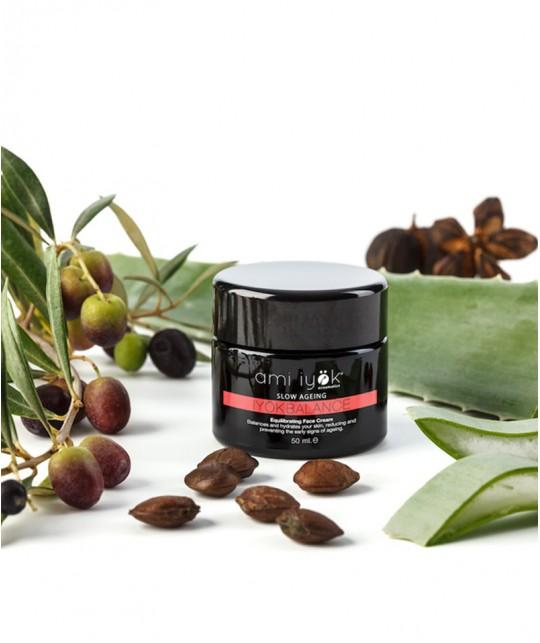 Ami Iyok - Iyok Balance Balancing Face Cream certified organic Natrue