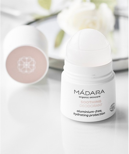 MADARA organic cosmetics Soothing Deodorant