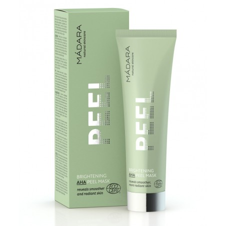 MADARA cosmetics Brightening AHA Peel Mask 60ml organic