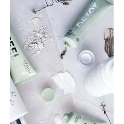 Madara soin visage bio masque végétal peau acnéique tube beauté teint green clean