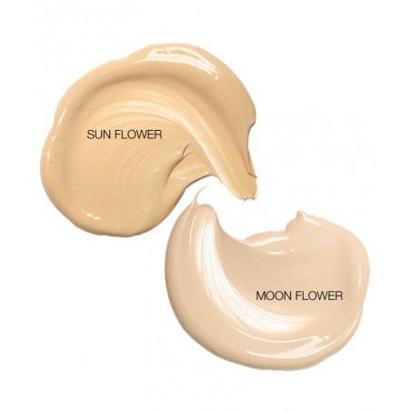 MADARA  BB crème teint peau sensible - swatch couleur pêche et rosé cosmétique bio