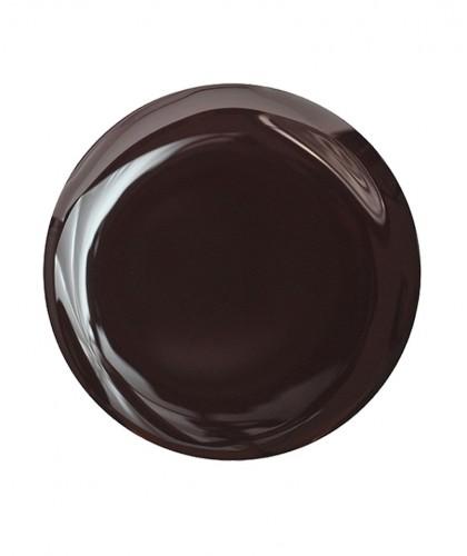 Manucurist Nail Polish UV Brown N°1 vegan Made in France swatch