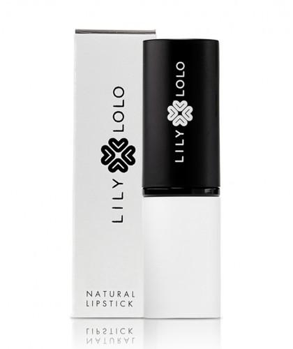 Lily Lolo Rouge à Lèvres Naturel végétal maquillage nourrit protège lipstick