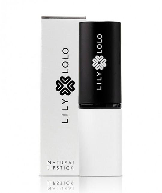 Rouge à Lèvres Naturel Lily Lolo hydratant protège nourrit beauté brillance maquillage végétal