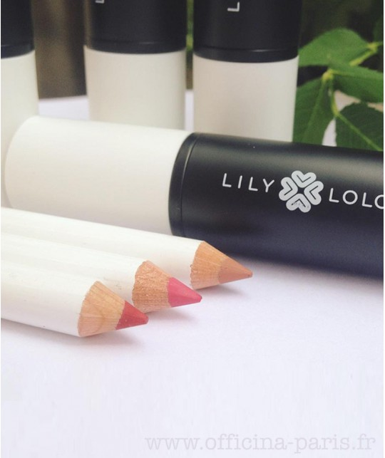 Lily Lolo Natural Lip Pencil green beauty