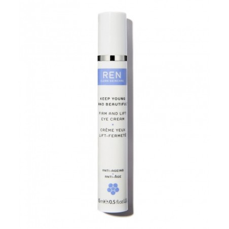 REN skincare Keep Young And Beautiful Firm And Lift Eye Cream clean skincare vegan