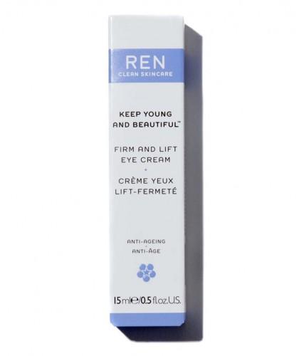 REN cosmétique Crème Yeux Lift Fermeté reconstituer lisser raffermir contour
