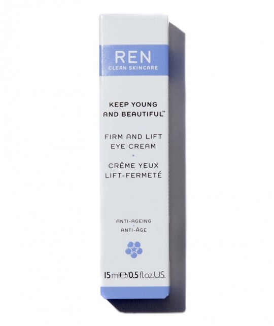 REN Skincare Firm And Lift Eye Cream Augencreme Keep Young And Beautiful