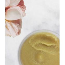 REN - Gommage Corps Rose du Maroc au Sucre scrub body naturel végétal bio clean skincare