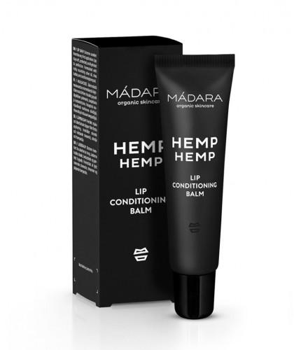 Madara cosmetics Hemp Hemp Lipbalm organic natural beauty