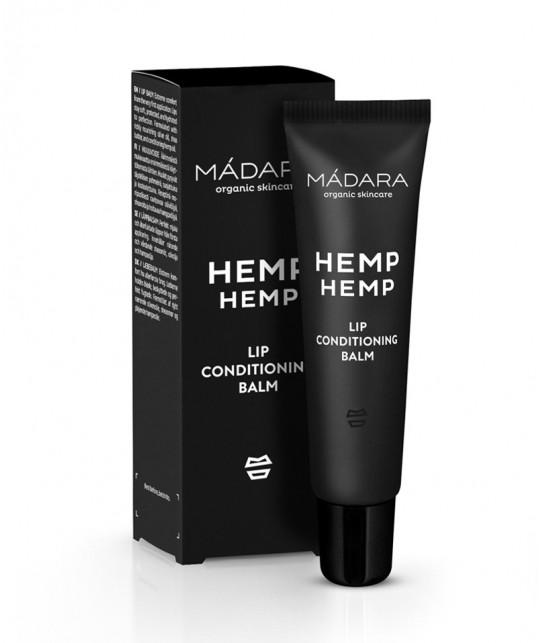 MADARA cosmétique Baume Lèvres bio Hemp tube chanvre végétal plantes