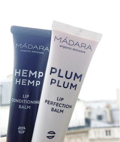 Madara cosmetics Hemp Hemp Lipbalm Lippenbalsam Naturkosmetik